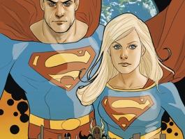SUPERMAN/SUPERGIRL: MAELSTROM #5