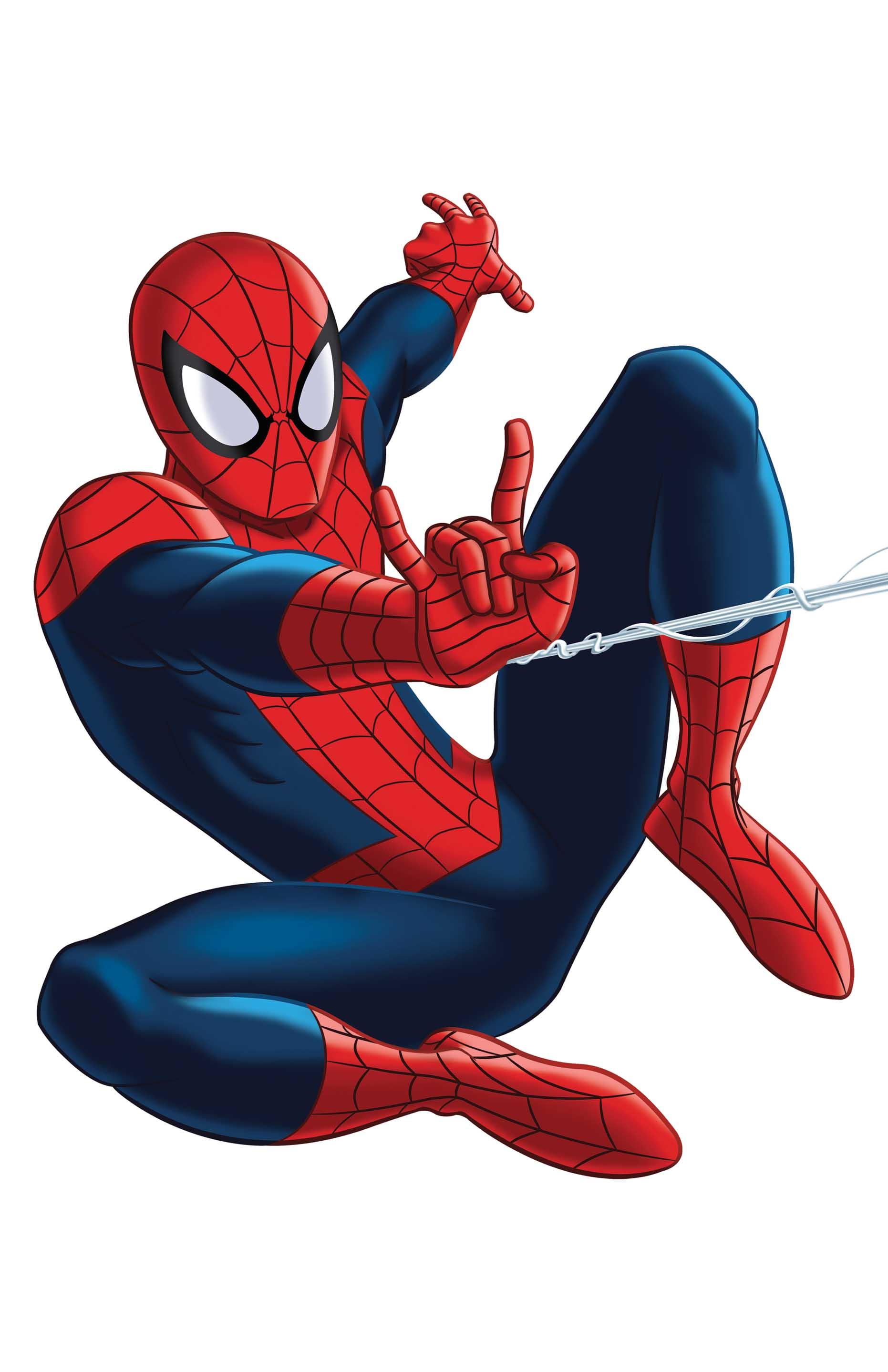Человек паук мульт 20 фотография