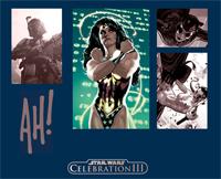 Connu pour ses héroïnes aux proportions atomiques ainsi que un flot énorme de couvertures (en particulier Wonder Woman, Catwoman et Star Wars), Adam Hughes a […]