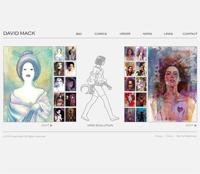 Le site du dessinateur/scénariste David Mack (Kabuki, Daredevil, Echo…). On y trouve de nombreux scans des illustrations de l'artiste (avec son style très original) mais […]