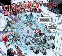 Le deuxième numéro de l'anthologie en ligne Dark Horse Presents vient d'être publié sur le MySpace de cet éditeur de comics. Au programme (entre autres […]
