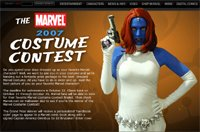 Marvel Comic Book Costume Contest