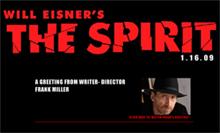 [FRENCH] Le site du film The Spirit (prévu pour 2009) est depuis aujourd'hui ouvert. Pas d'image du film en lui-même mais les fans de Frank […]
