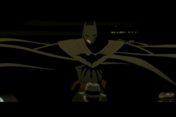 Dr. Venkman DVD Review: Batman: Gotham Knight! — GeekTyrant