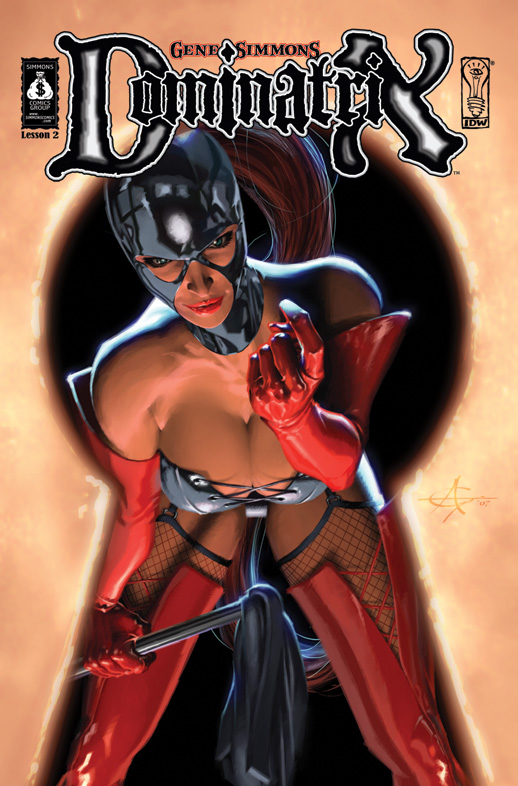 dominatrix02 cover Recently President Obama gave an 18 minute speech supporting gay and ...