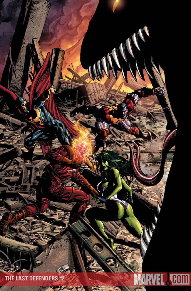 [FRENCH] Il apparait que le coffret consacré à l'Incroyable Hulk (voir guide de lecture de notre récent Comic Box Extra #3) n'est pas tout à […]