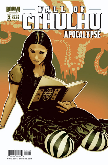 Fall Of Cthulhu: Apocalypse #2
