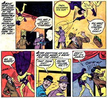 """Tarantula joue les """"monte-en-l'air"""" plus de 20 ans avant Peter Parker ..."""