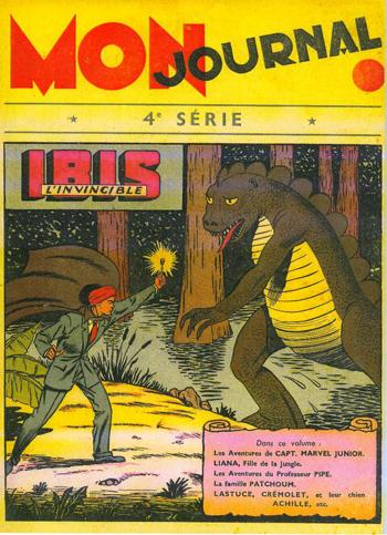 """Ibis dans """"Mon Journal"""""""