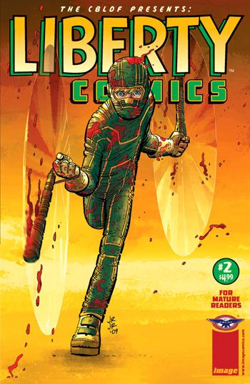La Table Ronde : Liberty Comics #2