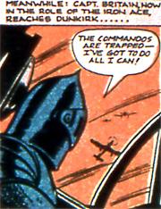Le Iron Ace arrive à la rescousse !