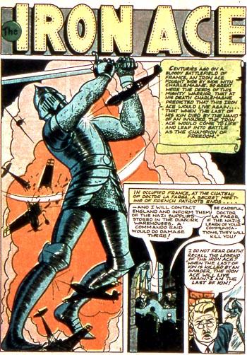 Le Iron Ace !