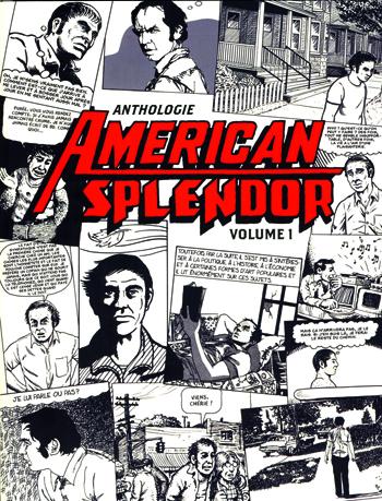 Anthologie American Splendor vol 1