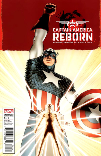 La Table Ronde : Captain America Reborn #5