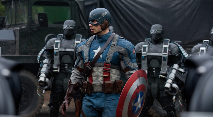Review: Captain America: First Avenger