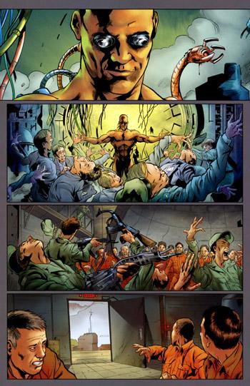 On Warren Ellis's Super-Hero Work at Avatar