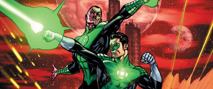 Avant-Première VO: Review Green Lantern #5
