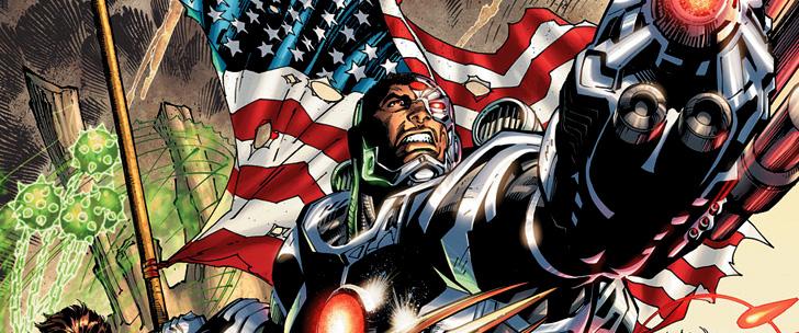 Avant-Première VO: Review Justice League #5