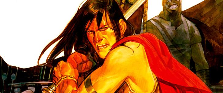Avant-Première VO: Review Conan The Barbarian #1