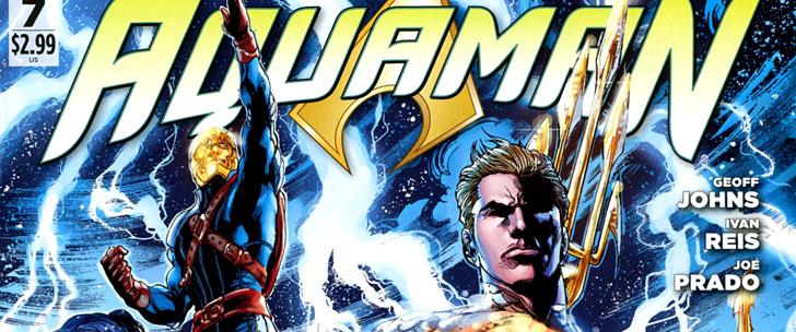 Avant-Première VO: Review Aquaman #7