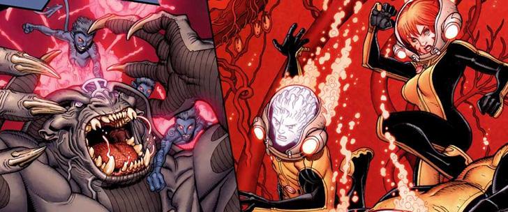 Avant-Première VO: Review Wolverine & The X-Men #7
