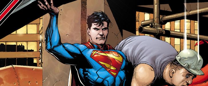 Avant-Première VO: Review Action Comics #8