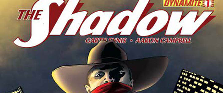 Preview: The Shadow #1
