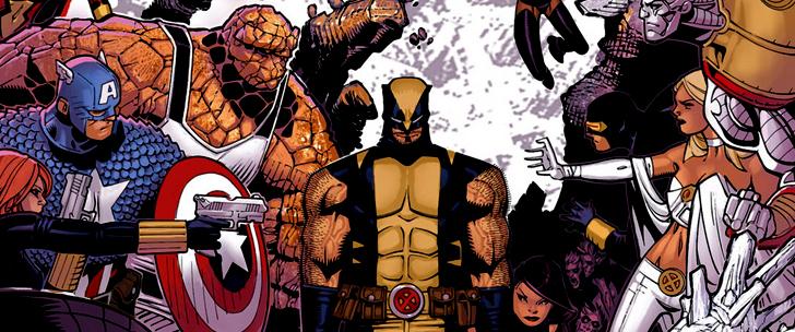 Avant-Première VO: Review Wolverine & The X-Men #9