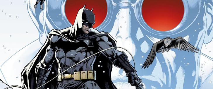 Avant-Première VO: Review Batman Annual #1