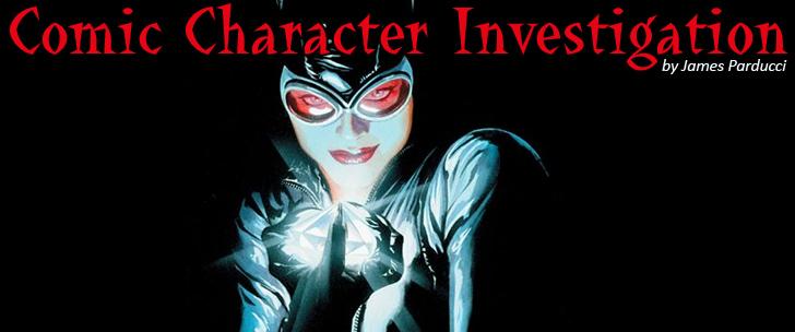 CCI: Comic Character Investigation #21