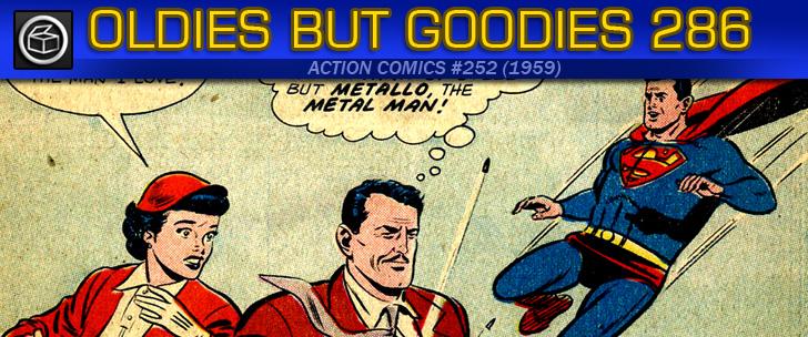 Oldies But Goodies: Action Comics #252 (Mai 1959)