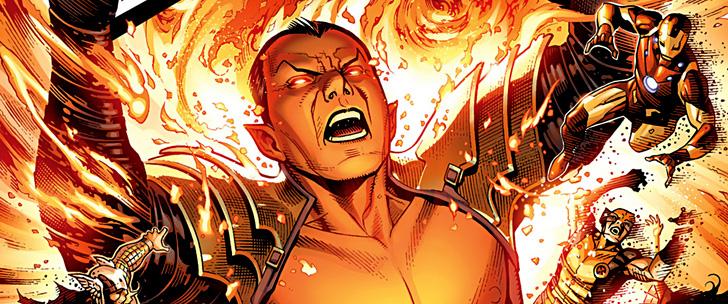 Avant-Première VO: Review Avengers vs. X-Men #8