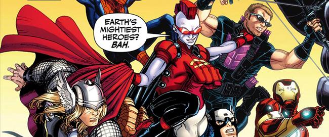 Avant-Première VO: Review Wolverine & The X-Men #12