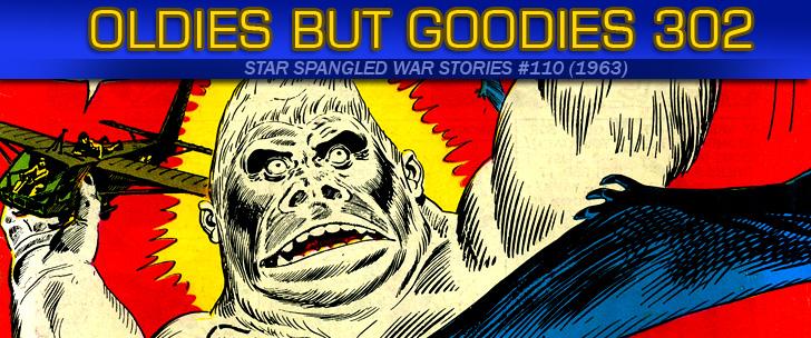 Oldies But Goodies: Star Spangled War Stories #110 (1963)