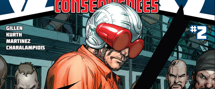Avant-Première VO: Review AvX: Consequences #2
