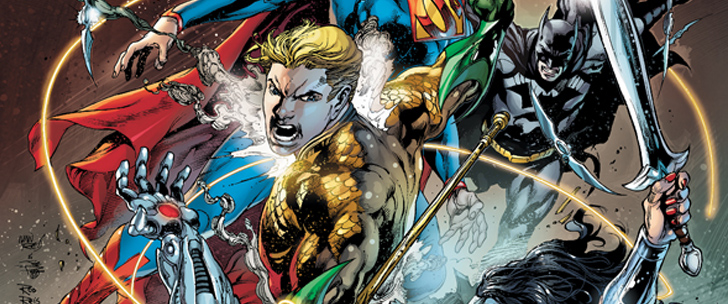 DC Comics In January 2013: DC Universe