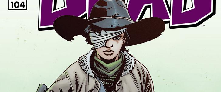 Avant-Première VO: Review Walking Dead #104