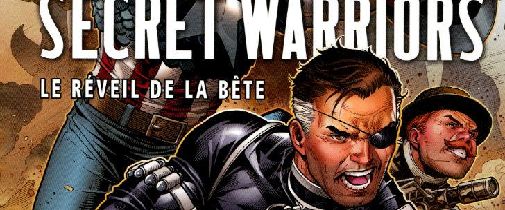 Trade Paper Box #75: Secret Warriors T2 РLe r̩veil de la b̻te