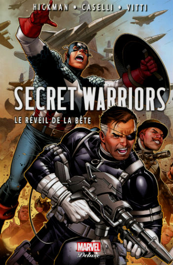 Trade Paper Box #75: Secret Warriors T2 - Le réveil de la bête