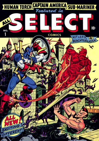 All-Select Comics #1 (1943)