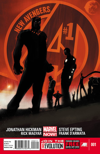 New Avengers #1