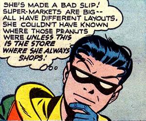 Robin décide que Roberta ne fait plus l'affaire...