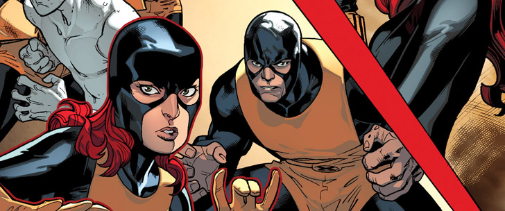 Avant-Première VO: Review All-New X-Men #8