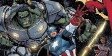 [ENGLISH] Marvel tells us: Marvel Comics in August 2013: Part 1  Marvel Universe. Infinity, Avengers, Uncanny Avengers, Superior Spider-Man, Hunger, Guardians of the Galaxy,...