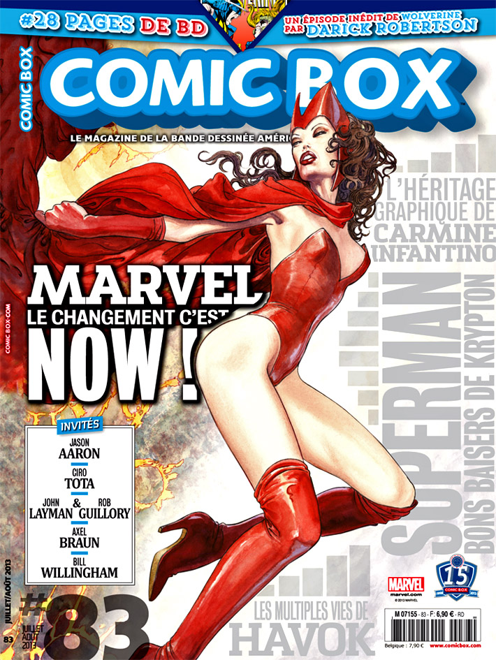 Preview: Comic Box #83