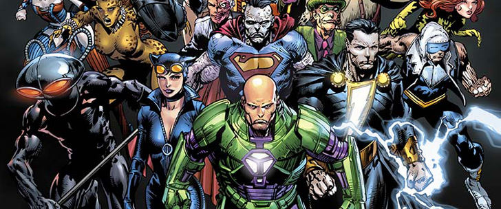 DC Comics In September 2013: DC Universe