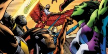 [ENGLISH] Marvel tells us: Marvel Comics in September 2013: Part 1 – Marvel Universe. Infinity, Avengers, Infinity: The Heist, Uncanny Avengers, Mighty Avengers, Superior Spider-Man,...