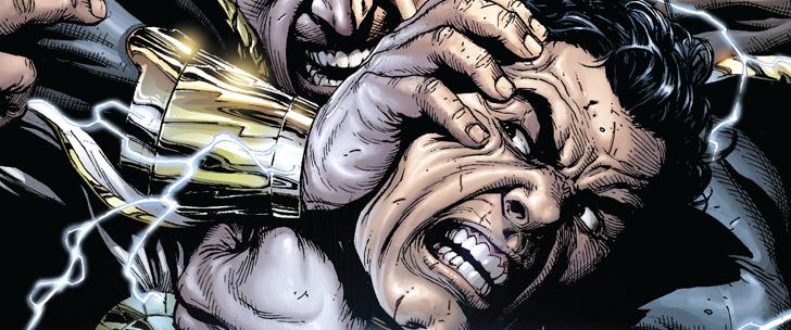 Avant-Première VO: Review Justice League #21