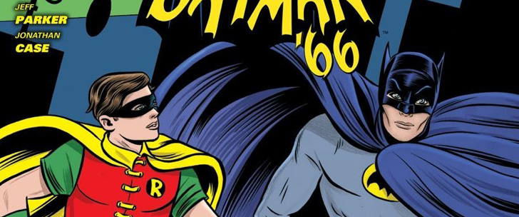 Avant-Première VO: Review Batman 66 #1