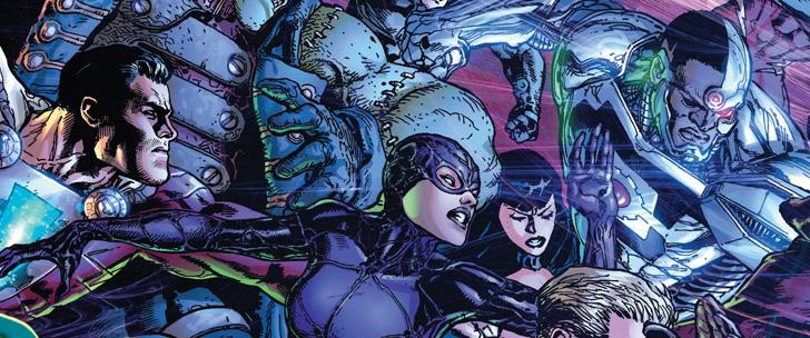 Avant-Première VO: Justice League Dark #23